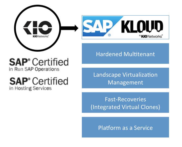 SAP Netweaver Landscape Virtualization Management KIO Networks Cloud