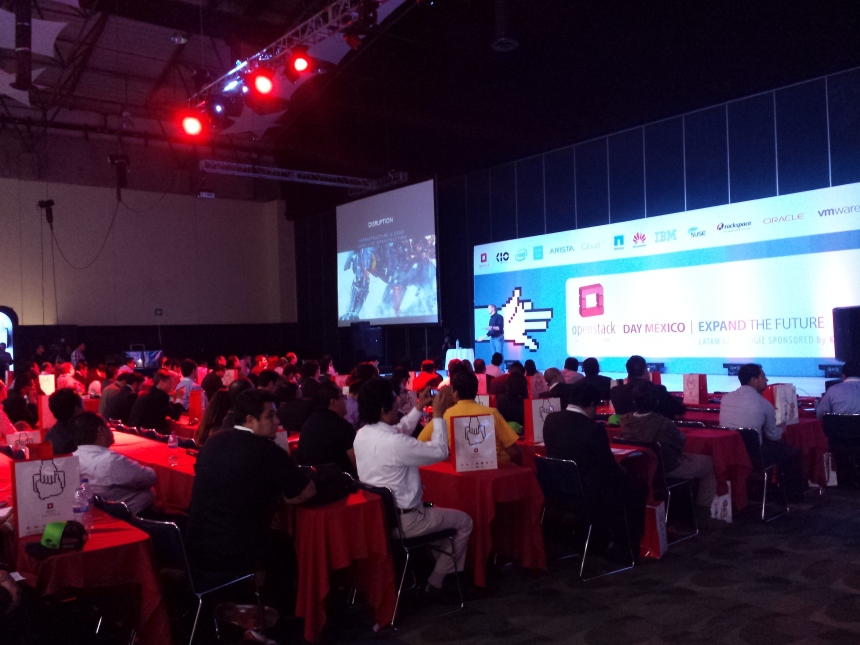 OpenStack Day LATAM 2014