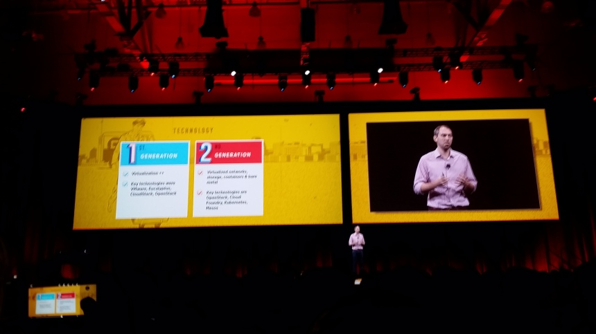 Second cloud generation features openstack summit Boston 2016 2017